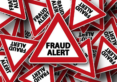 fraud alert for blog